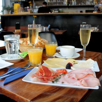 Bar'rique ontbijt